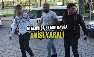 Samsun'da Silahlı Kavga: 1 Kişi Yaralı