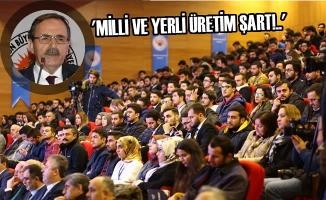 Başkan Zihni Şahin, Teknoloji Zirvesi'nde Konuştu