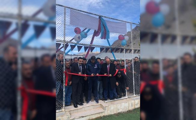 Ünal Karaman, Artvin'de Trabzonspor Futbol Okulu'nun açılışına katıldı