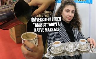 """Üniversitelilerden """"Amisos"""" Adıyla Kahve Markası"""