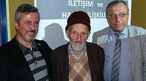 99 Yaşında CHP Parti Okulu'na Kadıldı