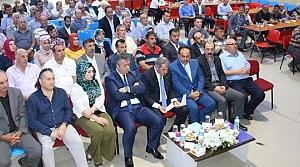 AK Parti İlçe Danışma Toplantısı Yapıldı