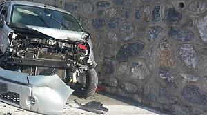 Alaçam Yolunda Trafik Kazası: 1 Yaralı