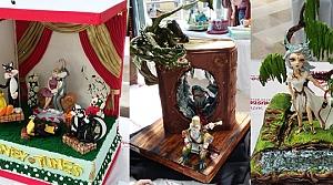 Anadolu'da Yapılan İlk Pasta Yarışması Samsun'da