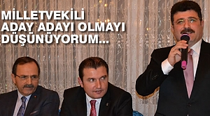 Av. İbrahim Semiz; 'Milletvekili Aday Adayım'
