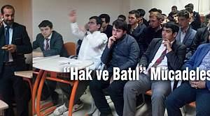 Bafra Anadolu Gençlik Derneğinden Seminer Programı