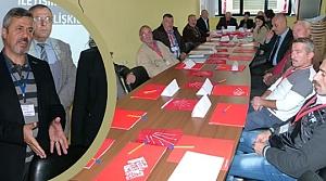 Bafra CHP'da 5.Parti İçi Eğitimi Başladı