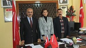 Bafra CHP'de Temel Siyasi Eğitim Programı