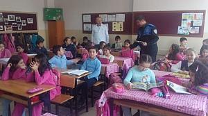Bafra Emniyet'ten Öğretmenler Günü Etkinliği