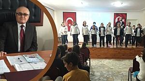 Bafra Koleji'nde Öğretmenler Günü Kutlaması