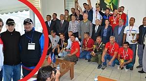 Bafra Model Uçak Takımı Türkiye Şampiyonu