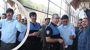 Bafra Polisi'nden Kurban Satıcılarına Uyarı