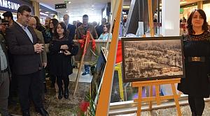"""Bafra'da """"Renklerin Dünyası"""" Fotoğraf Sergisi"""