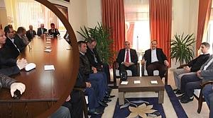 Bafra'da Şehitler İçin Mevlid-i Şerif Programı