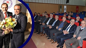 Bafra'da 'Suriye'den Çıkan Çirkin Yüzler' Konferansı