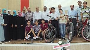 Bafra'da Yaz Kur'an Kursları Yarışıyor Finali