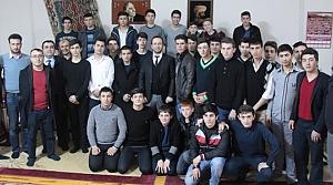 Bafra'lı Gençler Bilgilerini Yarıştırdı
