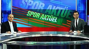 Bakan Çağatay Kılıç, NTV ve NTV Spor'a Konuştu