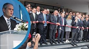 Bakanı Kılıç, OMÜ Şevket Aşçı Turizm Fakültesi'ni Açtı