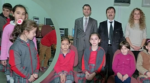 Barbaros İlkokulu Öğrencileri Başkanını Seçti