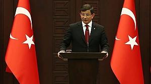 Başbakan Davutoğlu; Yeni Kabineyi Açıkladı