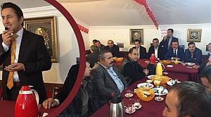 Başkan Kıyma; İstanbul'daki Hemşehrileriyle Buluştu