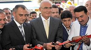 Başkan Yılmaz Lokanta Açılışına Katıldı