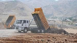 Bitlis Belediyesi'nden Yol Çalışması