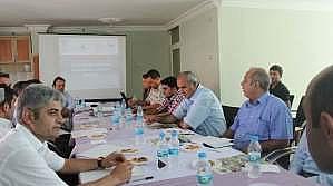 Bitlis'te Kırsal Kalkınma Toplantısı