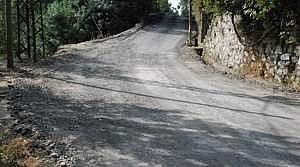 Bitlis'te Yol Asfaltlama Çalışmaları Devam Ediyor