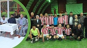 Camiler Haftasında Futbol Turnuvası