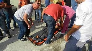 Çerkezköy'de Motosiklet Kazası: 1 Yaralı