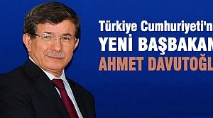 Erdoğan Açıkladı, Yeni Başbakan Davutoğlu