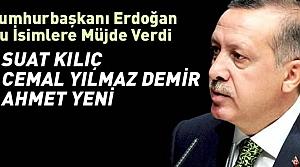 Erdoğan'dan 3 Döneme Takılanlara Müjde