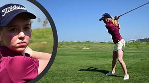 Genç Milli Golfçü Başkaya'nın Büyük Hedefi