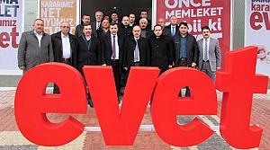 Hasan Basri Kurt, Kavak OSB'yi Ziyaret Etti