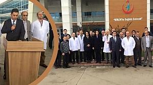 İlçe Sağlık Müdürü Dr. Akın'dan Basın Açıklaması