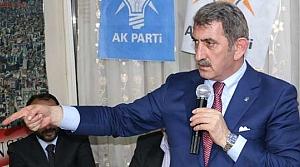 """Köktaş """"Yeni Türkiye Diyoruz, Kalkınmış Türkiye Diyoruz"""""""