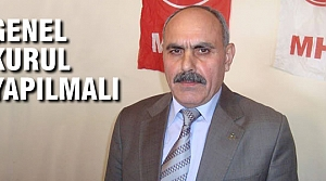 MHP Yakakent de 'Kongre' Dedi