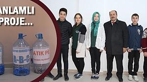 Mimar Sinan M.T.A. Lisesi'nde Sosyal Sorumluluk Projesi
