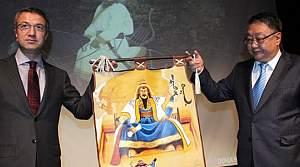 Moğol Büyükelçiden Ülkesine Davet