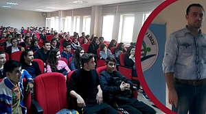Öğrencilere Güvenli İnternet Kullanım Semineri