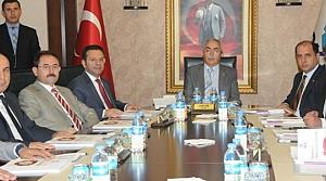 OKA Ağustos Ayı Toplantısı Samsun'da Yapıldı