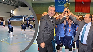 Özel Sporcular Voleybol Turnuvası Final Maçları Oynandı
