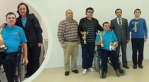 Recep Köksal; Samsun'un Satranç Şampiyonu