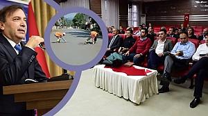 Samsun; Beton Yollarla Türkiye'ye Örnek Oluyor