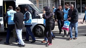 Samsun'da Aranan 24 Kişi Yakalandı