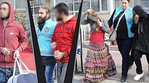 Samsun'da Aranan 42 Kişi Yakalandı