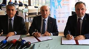 Samsun'da Eğitimde İşbirliği Protokolü İmzalandı