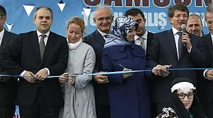 Samsun'da Toplu Açılış Töreni
